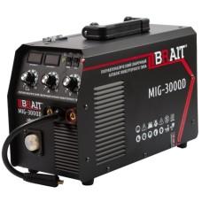 Полуавтоматический сварочный аппарат инверторного типа BRAIT MIG-300QD (300 А / 1.0 мм)