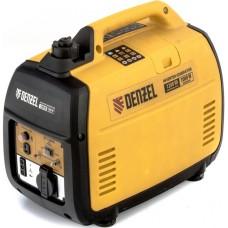 Инверторный электрогенератор DENZEL GT-1200IS (1.0 кВт / 1.2 кВт)