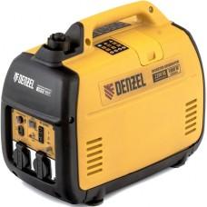 Инверторный электрогенератор DENZEL GT-2200IS (1.8 кВт / 2.2 кВт)