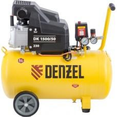 Компрессор DENZEL DK1500/50 X-PRO воздушный (50 л / 1500 Вт / 230 л/м)