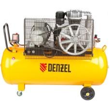 Компрессор DENZEL DR4000/200 масляный ременный (200 л / 4000 Вт / 690 л/м)