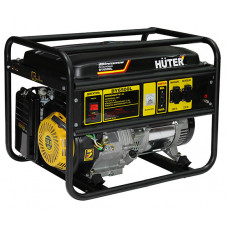 Аренда электрогенератора Huter DY6500L (5.0 кВт / 5.5 кВт)