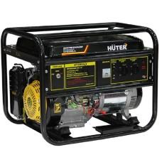 Электрогенератор Huter DY8000LX с электростартером (6.5 кВт / 7.0 кВт)