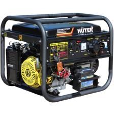 Электрогенератор Huter DY8000LXA с автозапуском (6.5 кВт/ 7.0 кВт)