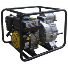 Мотопомпа HUTER MP-80 (80 мм / 900 л/мин)