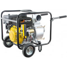 Мотопомпа HUTER MPD-100 для грязной воды (100 мм / 1300 л/мин)