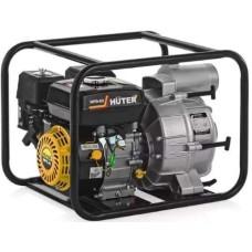 Мотопомпа HUTER MPD-80 для грязной воды (80 мм / 900 л/мин)