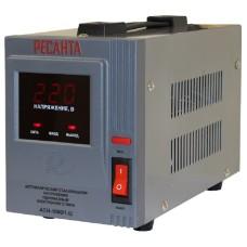 Стабилизатор напряжения Ресанта АСН-1000/1-Ц (1.0 кВт)