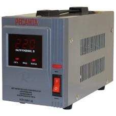 Стабилизатор напряжения Ресанта АСН-500/1-Ц (0.5 кВт)