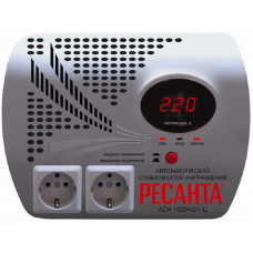 Стабилизатор напряжения Ресанта АСН-1000Н2/1-Ц (1.0 кВт)
