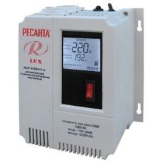 Стабилизатор напряжения Ресанта АСН-1500Н/1-Ц LYX (1.5 кВт)