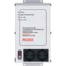 Стабилизатор напряжения инверторного типа Ресанта АСН-600/1-И (0.6 кВт)