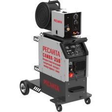 Полуавтоматический сварочный аппарат инверторного типа Ресанта САИПА-350 (MIG/MAG) (350 А / 1.2 мм)