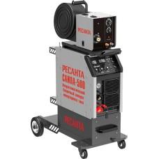 Полуавтоматический сварочный аппарат инверторного типа Ресанта САИПА-500 (MIG/MAG) (500 А / 1.6 мм)