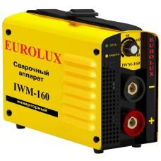 Сварочный аппарат инверторный Eurolux IWM-160 (160 А)