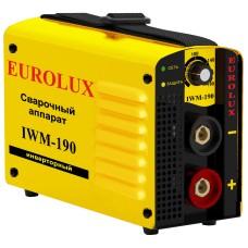 Сварочный аппарат инверторный Eurolux IWM-190 (190 А)