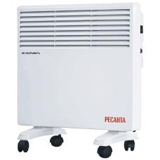 Обогреватель конвекторный Ресанта ОК-1000Е с LED дисплеем (1.0 кВт)