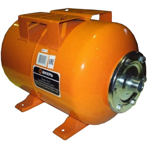 Гидроаккумулятор ВИХРЬ ГА-24 (24 л)
