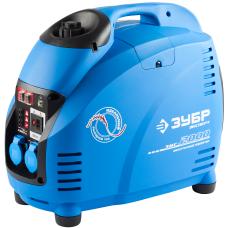 Инверторный электрогенератор ЗУБР ЗИГ-2000 (1.8 кВт / 2.0 кВт)