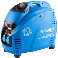 Инверторный электрогенератор ЗУБР ЗИГ-2500 (2.2 кВт / 2.5 кВт)