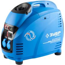 Инверторный электрогенератор ЗУБР ЗИГ-3500 (3.0 кВт / 3.5 кВт)